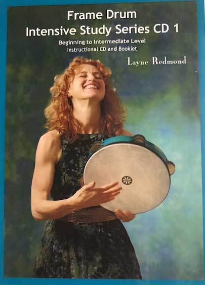 Frame Drum Intensive Instructional CD MP3 #1