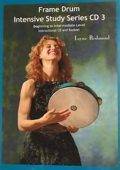 Frame Drum Intensive Instructional CD MP3 #3
