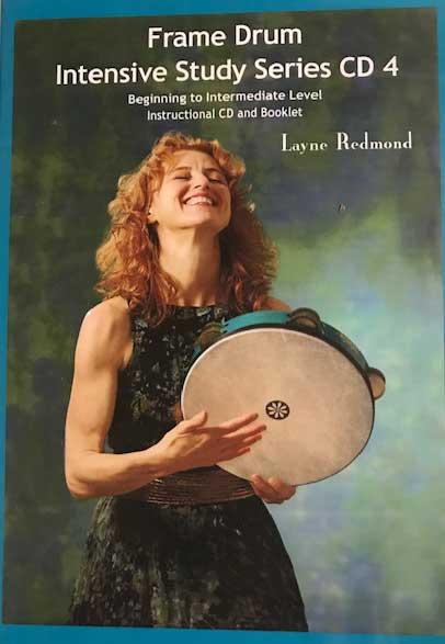 Frame Drum Intensive Instructional CD MP3 #4