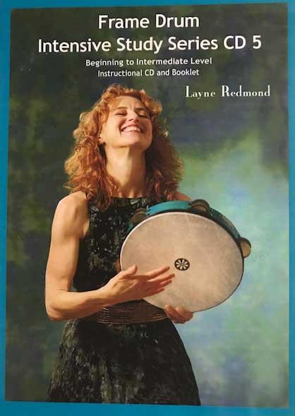 Frame Drum Intensive Instructional CD MP3 #5
