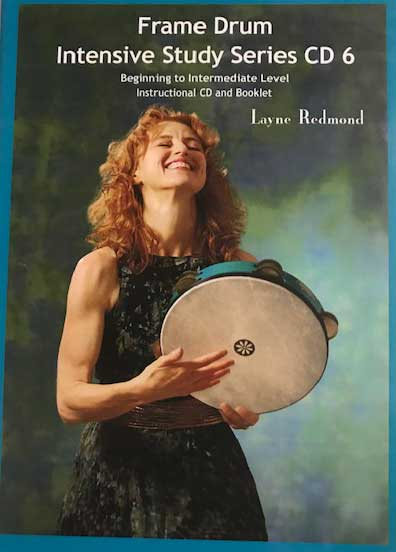Frame Drum Intensive Instructional CD MP3 #6